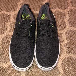 Under Armor Dark Gray Slide-on Sneaker